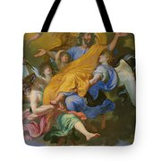 Rapture Of Saint Joseph Tote Bag