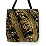 Raptured Saints Tote Bag
