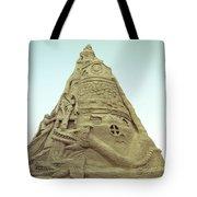 Rapunzel's Sandcastle Tote Bag
