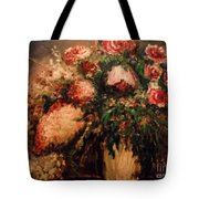 Raspberry Jammies Tote Bag