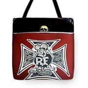 Rat Fink Big Daddy Roth Tote Bag