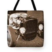 Rat Rod Tote Bag