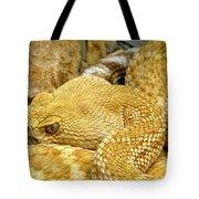 Rattler's Repose Tote Bag