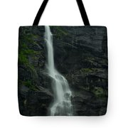 Rauma County Waterfall Tote Bag