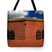Ravelin Magazine At Fort Mchenry Tote Bag