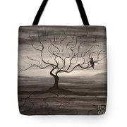Raven Sonatta Tote Bag