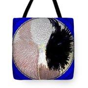 Raven-wold Mandala Yantra Tote Bag