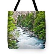 ravine in Verney Dora Tote Bag