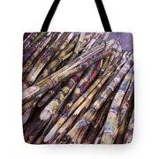 Raw Cane Tote Bag