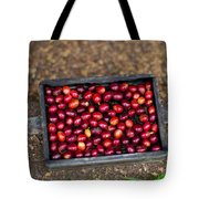 Raw Coffee Tote Bag