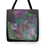 Raw Opal Tote Bag