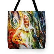 Ray Of Sunshine Tote Bag
