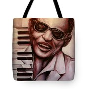 Ray The Print Tote Bag