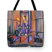 Raymond Vineyards Crystal Cellar II Tote Bag by Donna Tuten