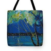 Rays Of Divinity Tote Bag