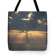 Rays Of The Sunlight Tote Bag