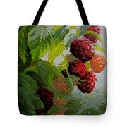 Razzleberries Tote Bag
