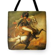 Re Classic Oil Painting General On Canvas#16-2-5-08 Tote Bag