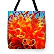 Reach For A Glorious Morning Tote Bag