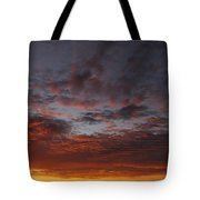 Reach For The Sky 11 Tote Bag
