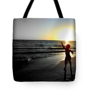 Reach For Your Dreams 2 Of 4 Tote Bag