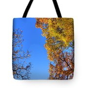 Reach Out And Touch Tote Bag