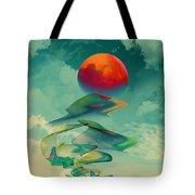 Reach The Sun - Portrait Format Tote Bag