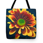 Reaching Bloom Tote Bag