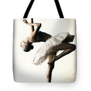 Reaching For Perfect Grace Tote Bag