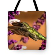 Reaching For The Nectar Tote Bag