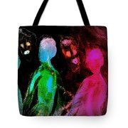 Hold On To Me When They Are Reaching Out For You  Tote Bag