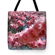 Reaching Out... Tote Bag