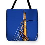 Reaching Out To The Sky Tote Bag
