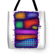 Reactive Wall Tote Bag