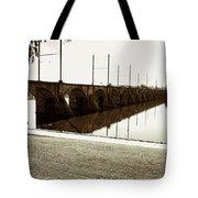 Cumberland Valley Railroad Bridge Tote Bag