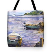 Ready For A Sunset Row Tote Bag