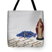 Ready For Prayer Tote Bag