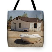Ready For The Flood Tote Bag