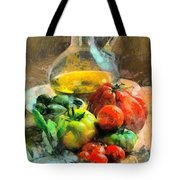 Ready For The Italian Sauce Tote Bag