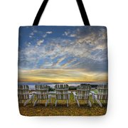 Ready For The Morning Tote Bag