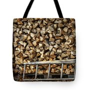 Ready For Winter #1 Tote Bag