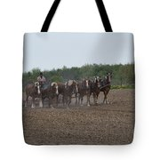 Ready The Ground 1 Tote Bag
