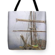 Ready To Board Tote Bag