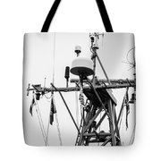 Ready To Navigate Tote Bag