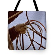 Ready To Rope Tote Bag