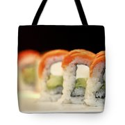 Ready To Serve Sushi  Tote Bag