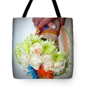 Ready To Wed Tote Bag