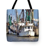 Ready To Work Tote Bag