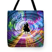 Real City Beat Tote Bag
