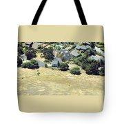 Real Tortoise Estate Tote Bag